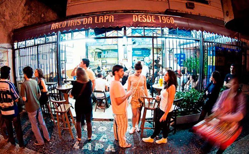 lugares para comer bem e barato no Rio de Janeiro Arco Irís