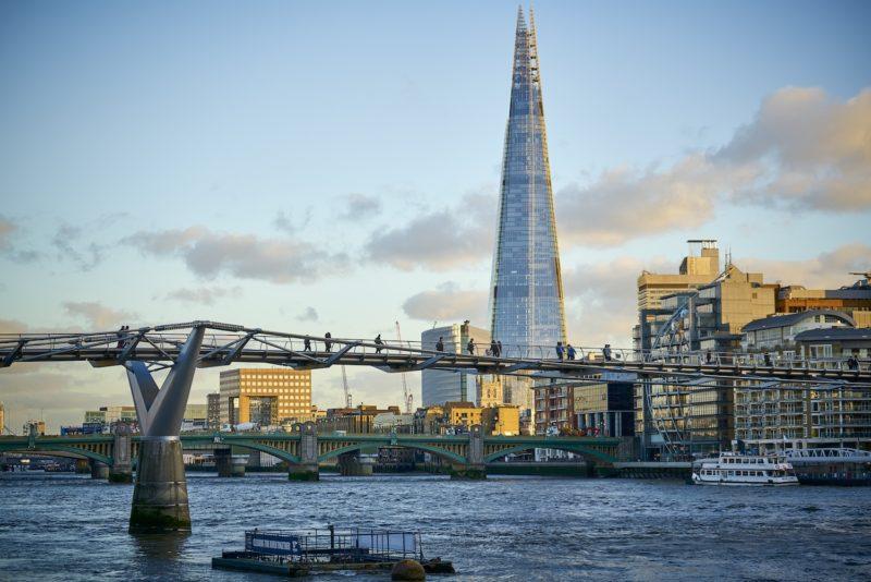Viagem Londres: Shard, o prédio mais alto da cidade.
