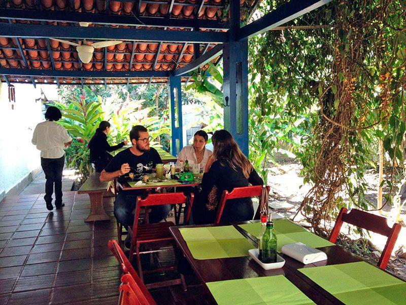 lugares para comer bem e barato no Rio de Janeiro chacara vegana