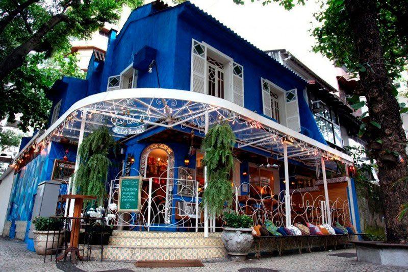 lugares para comer bem e barato no Rio de Janeiro ZAZA BISTRO