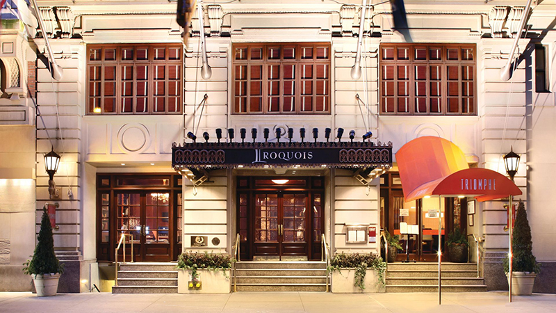 Hotéis em Nova York Midtown Manhattan