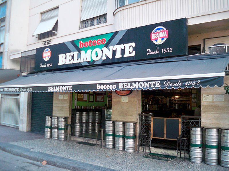 lugares para comer bem e barato no Rio de Janeiro Belmonte