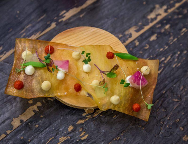 Onde comer no RJ: Chips de batata doce: delicioso e lindo
