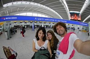 Como é voar na World Traveller Plus da British Airways