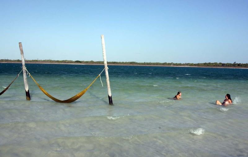 Lagoa do Paraiso, e Jeri