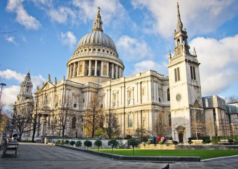 O que fazer em Londres: St. Paul's Cathedral.