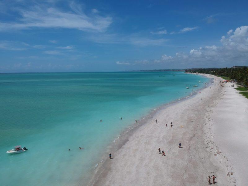 praias do norte e nordeste