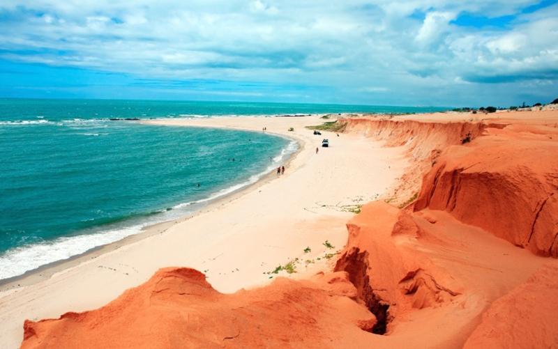 Praias mais lindas do Nordeste: Aracati