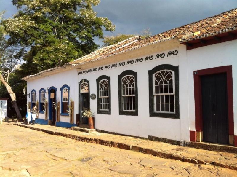 Onde comer em Tiradentes: restaurante Tragaluz