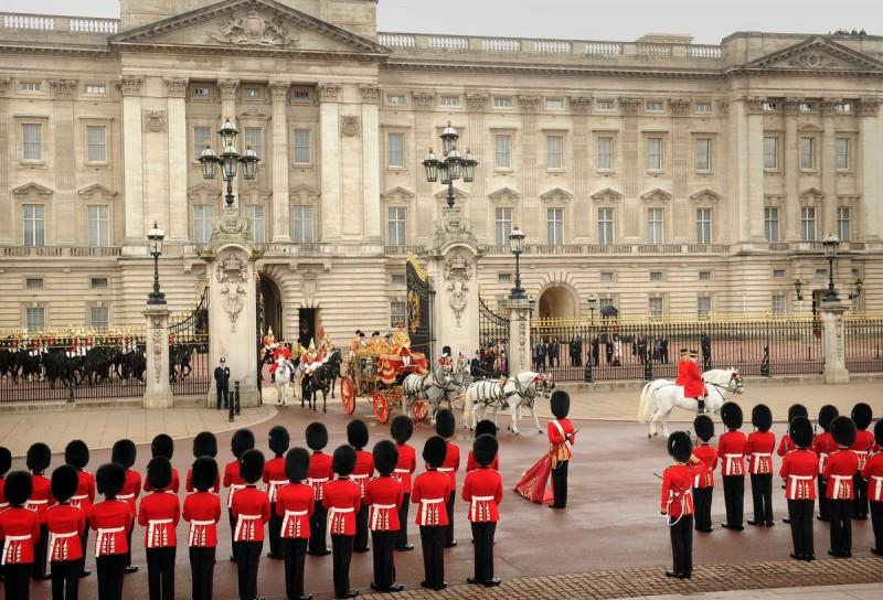 4 dias em Londres: o que fazer troca da guarda da rainha