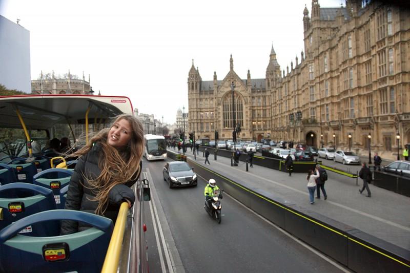 Viagem de 4 dias Londres