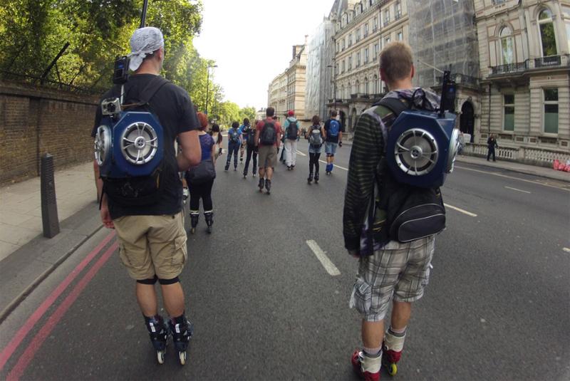 Londres com família
