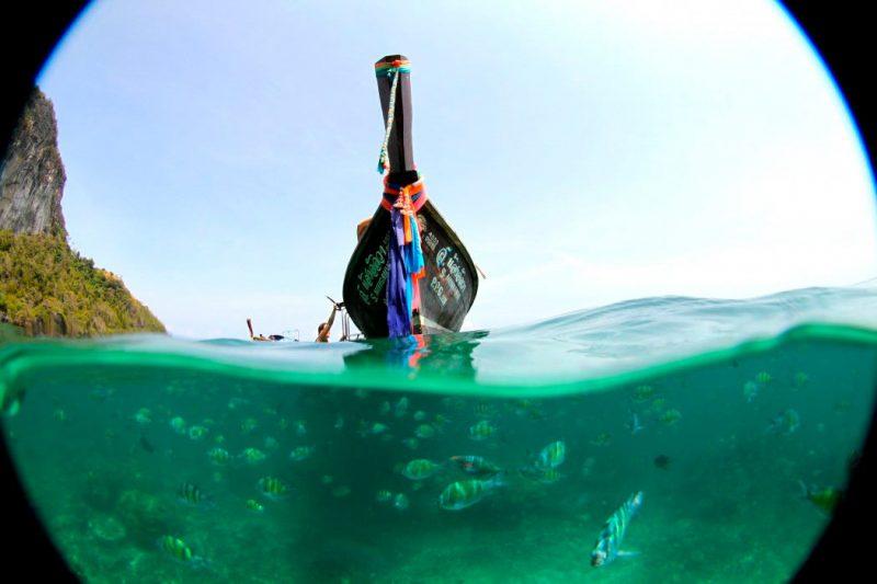 Dicas de Ko Phi Phi, na Tailândia: como chegar, quanto tempo ficar, quando ir, as melhores praias e o que fazer com crianças.