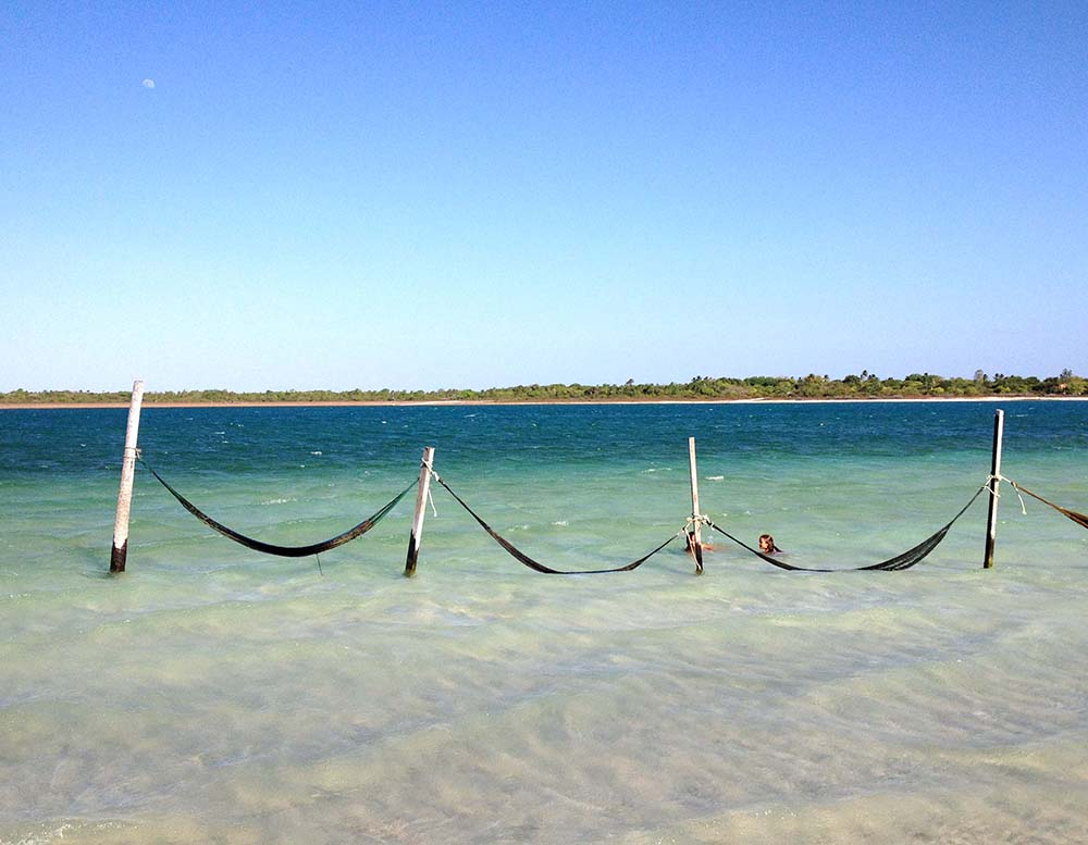 Lagoa do Paraíso: passeios em Jeri e no parque estão operando normalmente
