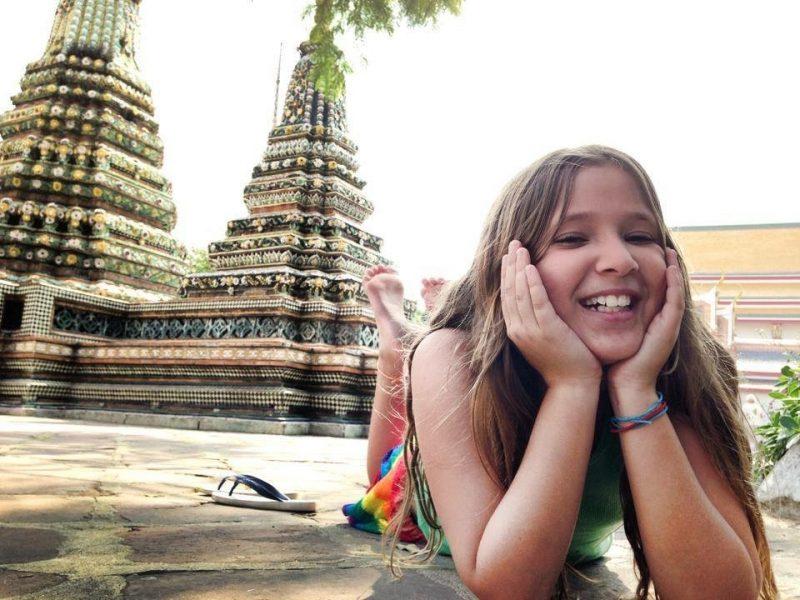 Blog de viagem em família
