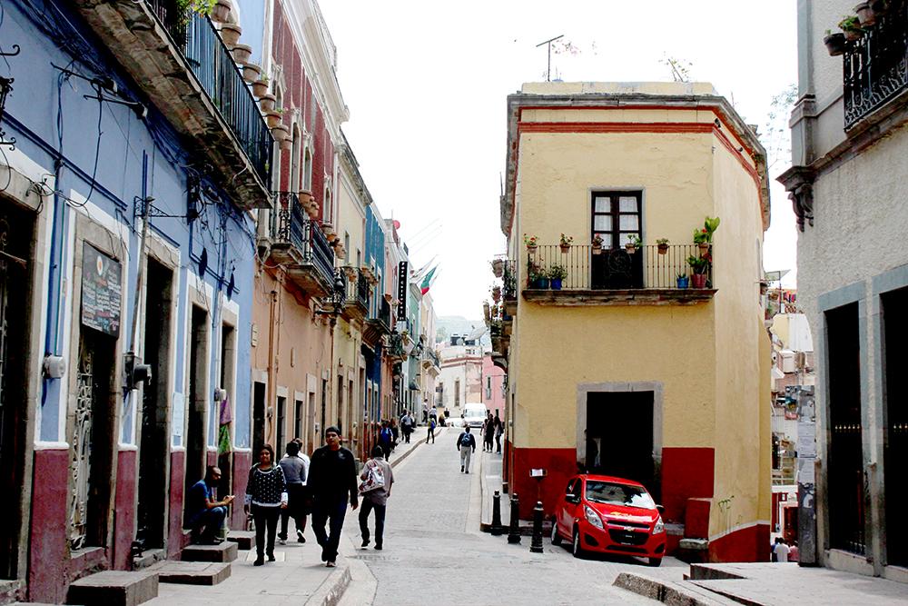 Cidades Históricas do México guanajuato