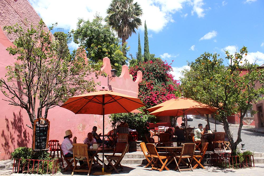 Cidades Históricas do México san miguel de allende