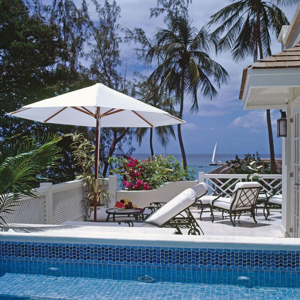 hoteis no Caribe