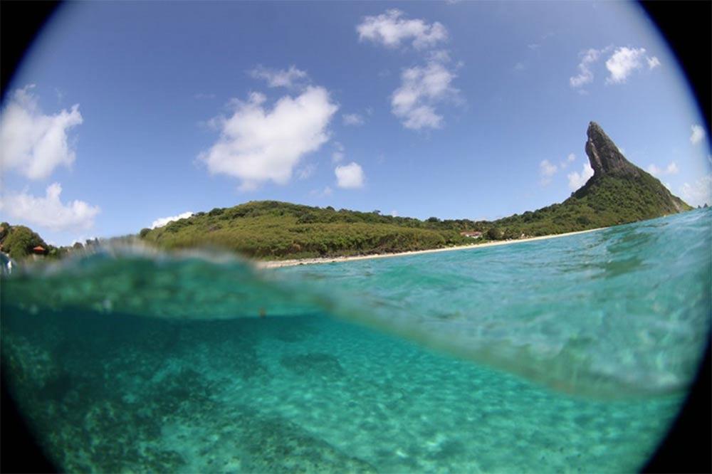 Viagem fernando de noronha praia da conceicao