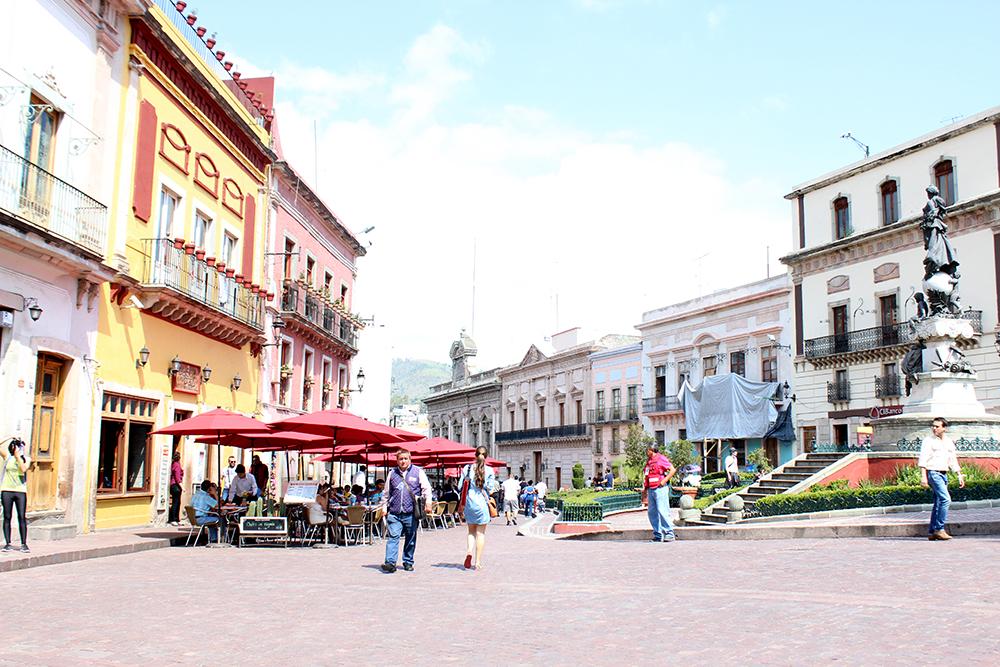 Cidades Históricas do México