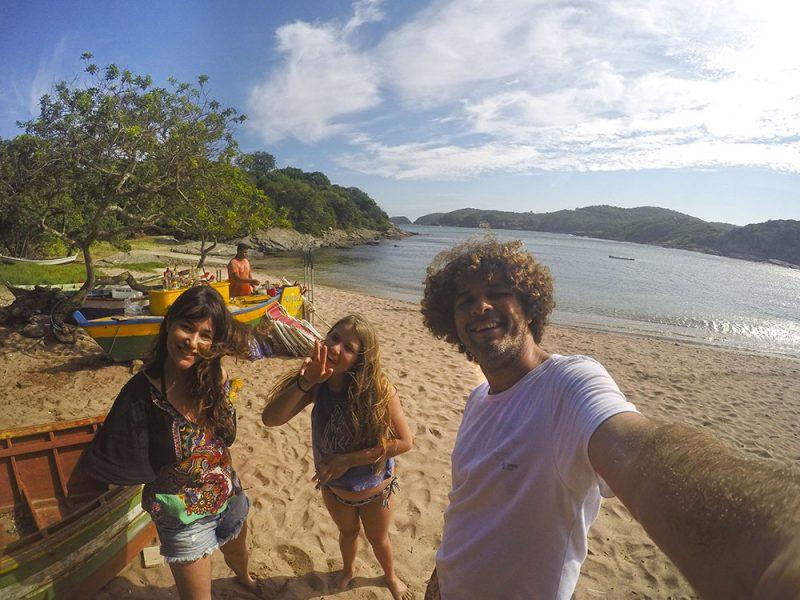 Praia com bebês no Brasil: Praia do Forno