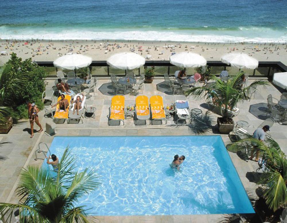 Hoteis na Praia Para o Fim do Ano - Copacabana