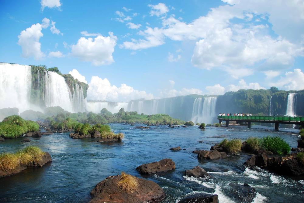Os Destinos Mais Tranquilos de Ano Novo - Foz do Iguaçu
