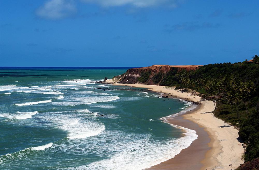 Hoteis na Praia Para o Fim do Ano - Praia da Pipa
