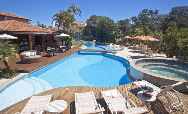 Onde se hospedar em Búzios: Hotel Corais e Conchas.