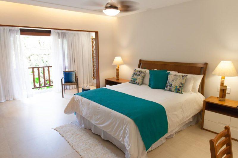 Hotéis em Búzios: Quarto do Corais e Conchas.