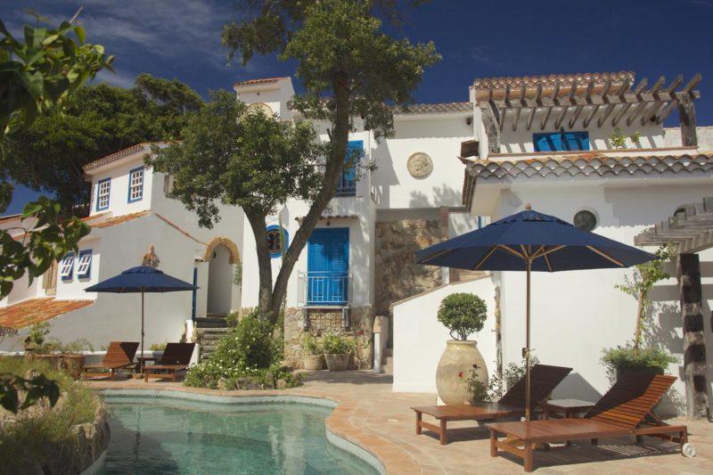 Vila da Santa Hotel Boutique & Spa em Búzios.