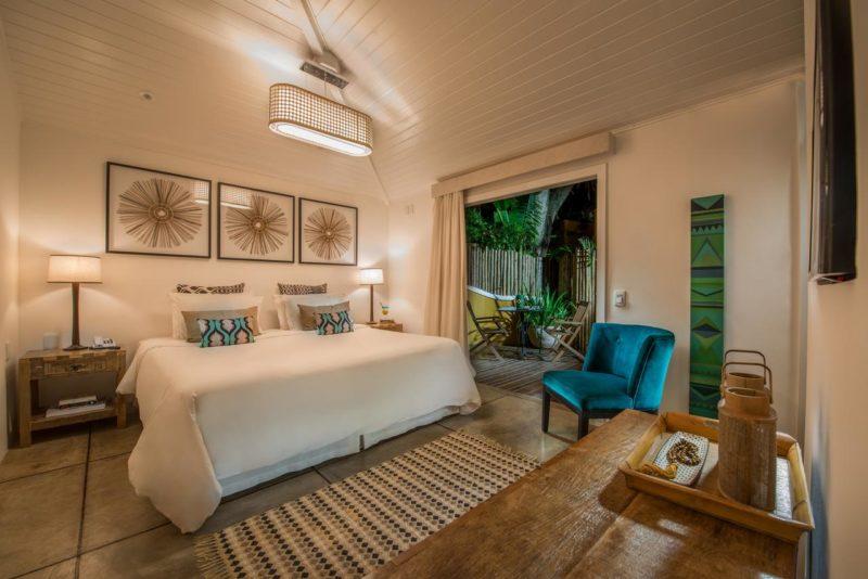 Búzios dicas de hotéis: Quarto do Vila d'este Handmade Hospitality Hotel.