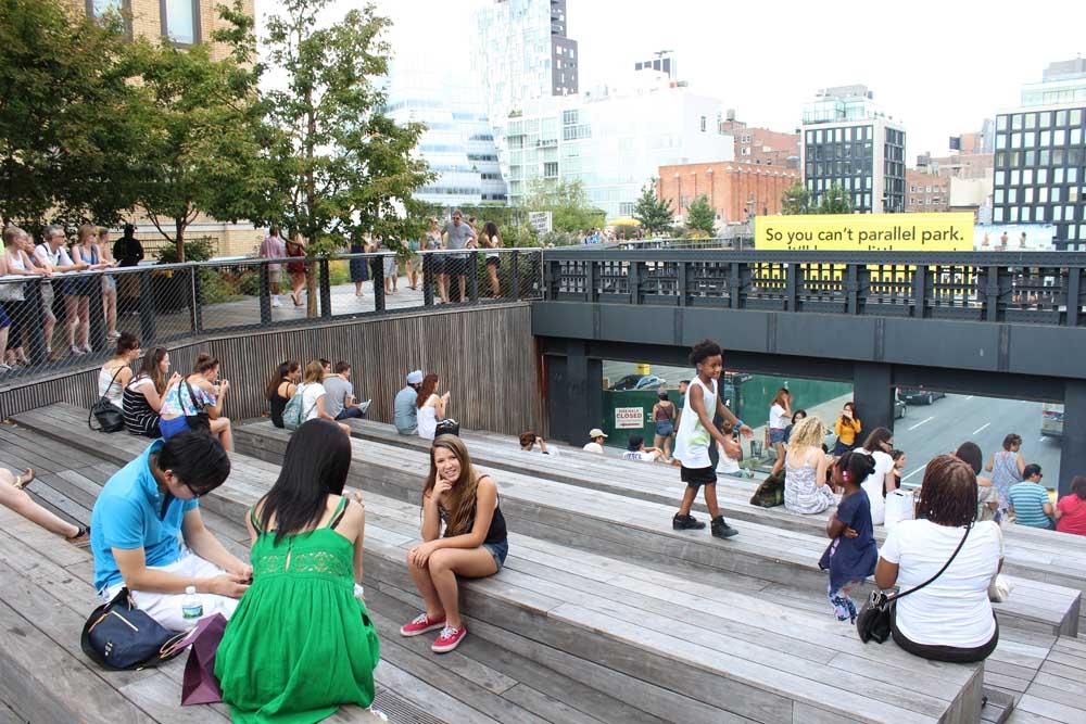 Dicas NYC: a Highline