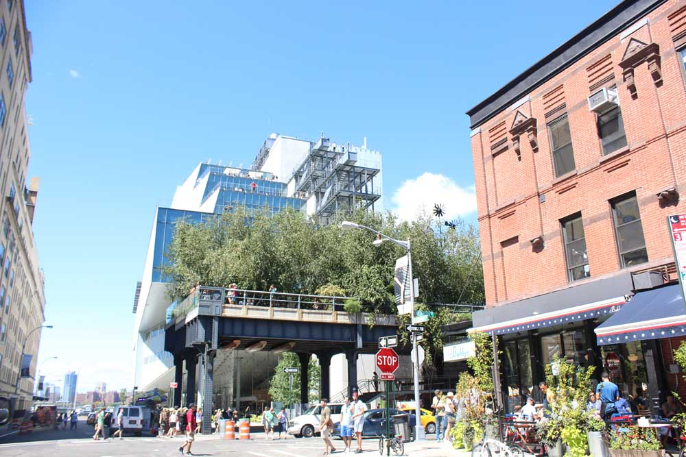 O que fazer em Nova York: Meatpacking District