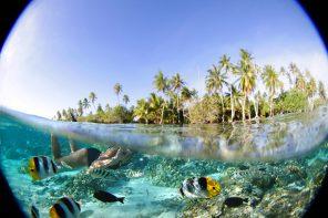 Tahaa e Raiatea: roteiro Tahiti