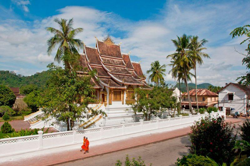 Viagem Tailândia e Sudeste Asiático luang prabang laos