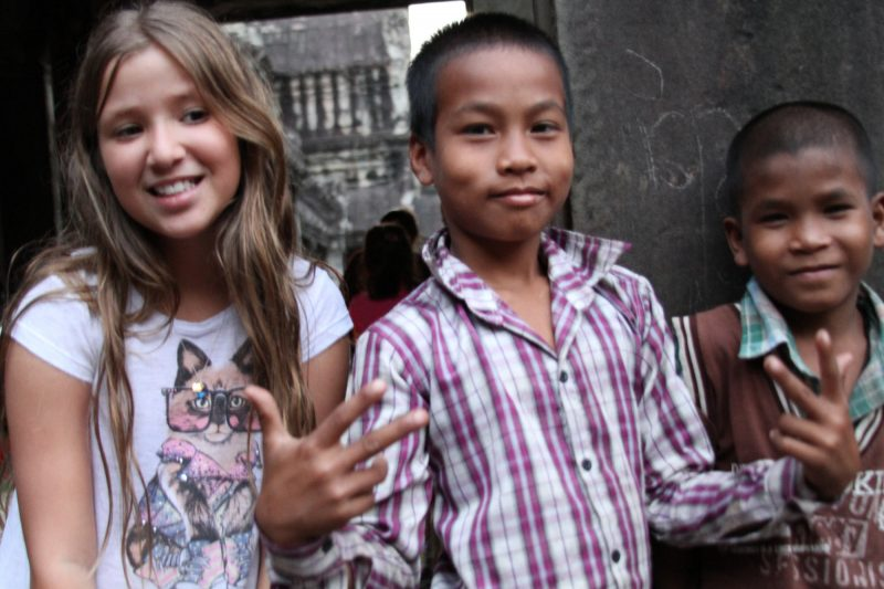 Viagem Tailândia e Sudeste Asiático camboja ankgor siem reap