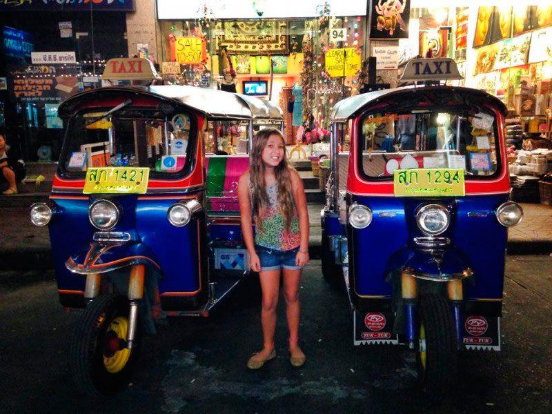 Viagem Tailândia e Sudeste Asiático bangkok