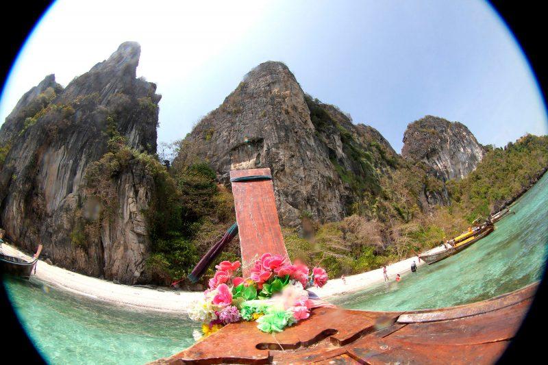 Viagem Tailândia e Sudeste Asiático ko phi phi