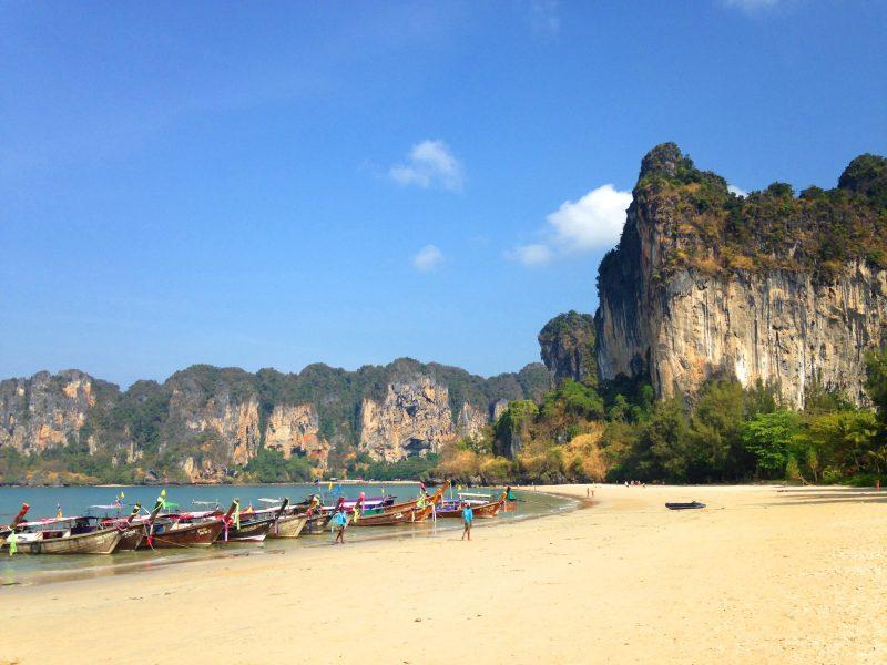 Viagem Tailândia e Sudeste Asiático railay