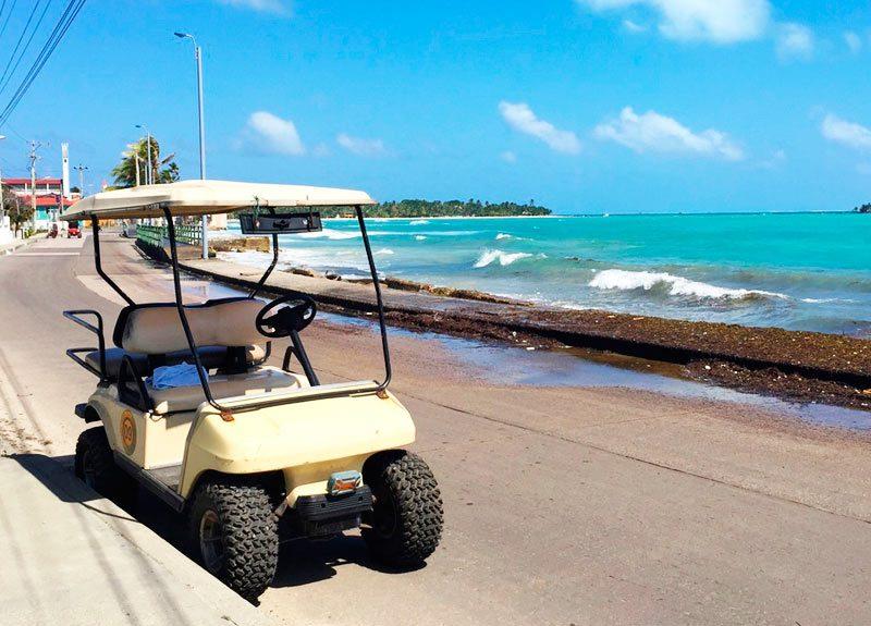 O que fazer em San Andrés aluguel de veículo