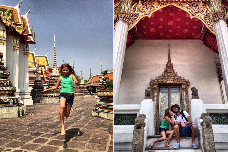 Viagem Tailândia e Sudeste Asiático bangkok templos