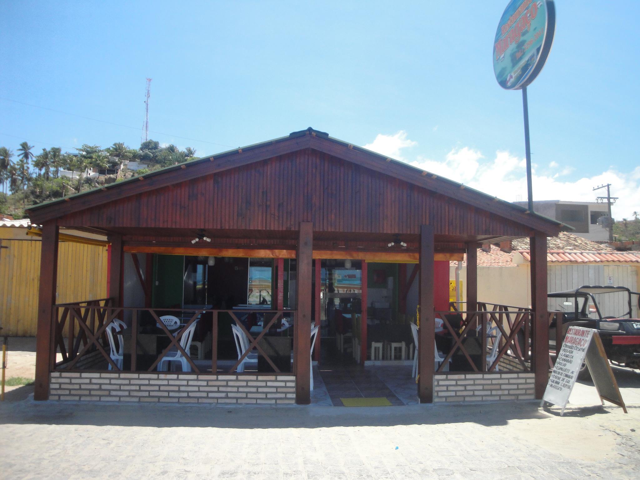 O que fazer em Maragogi Restaurante Maragaço
