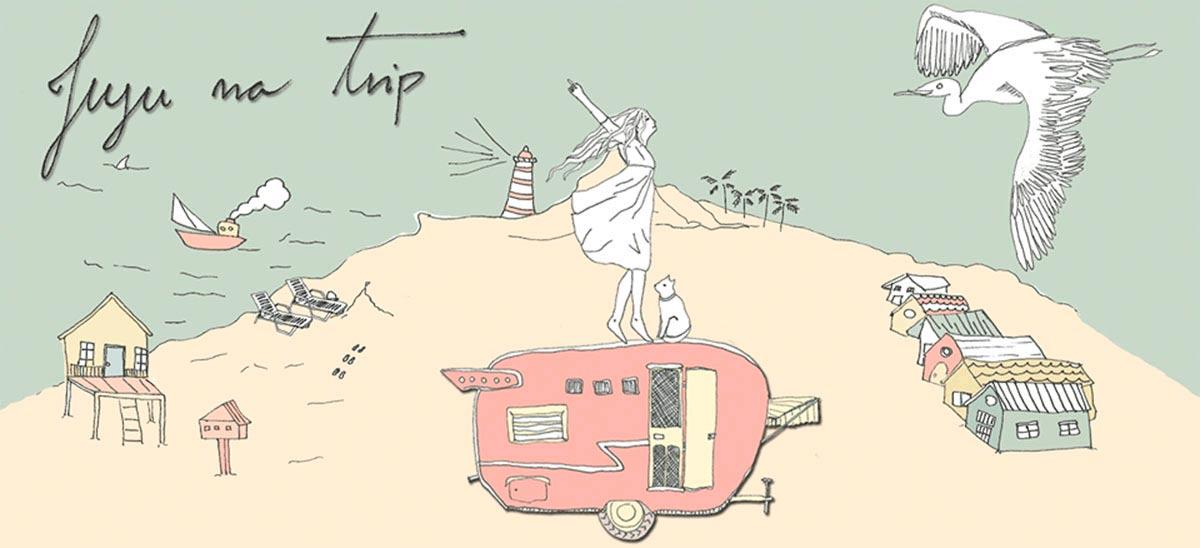 Juju na Trip - Uma família viajando pelo mundo curtindo o melhor da vida