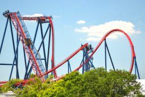 Busch Gardens: as melhores atrações