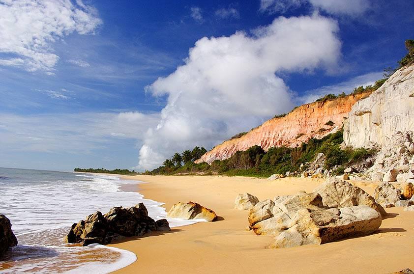 A Praia do Rio da Barra, a 5km de Trancoso