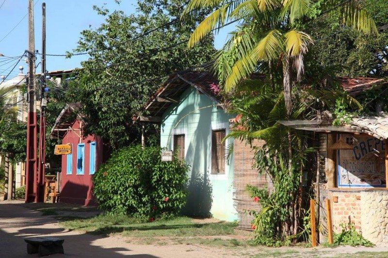 roteiro viagem bahia: vilarejo barra grande