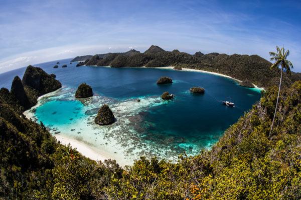 Batanta-island