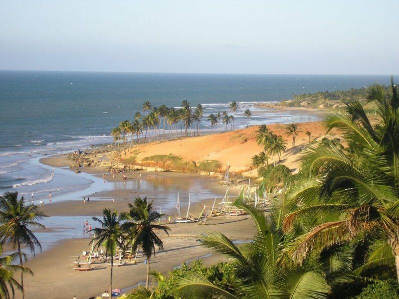 Ceará Praia da Lagoinha