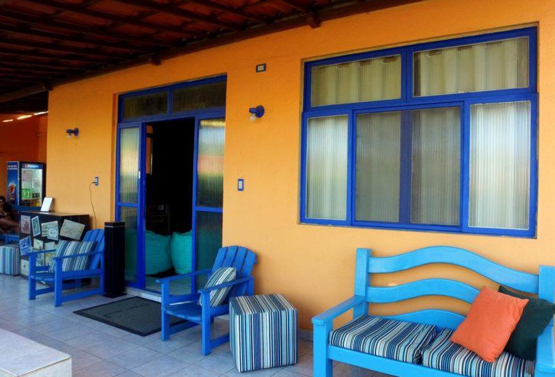 Pousadas baratas em Fernando de Noronha: Casa Swell Hostel.